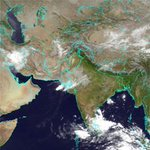 """Severe tropical Cyclone '#Nilofar' weakened & converted into """"Cyclonic Storm"""" http://t.co/Yj9zXWD00e http://t.co/fIYobue5k3"""