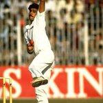 31 Oct 1990, #Waqar Younis took 12 wkts in match as Pakistan beat New Zealand in Faislabad test by 65 runs. #Cricket http://t.co/ukvU5orPJi