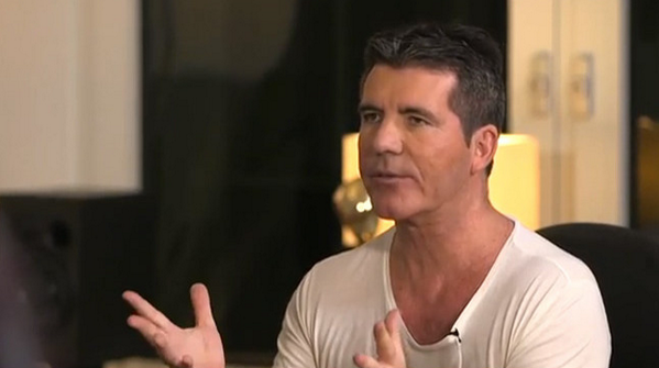 VIDEO: 'Furious' Simon Cowell lines up shock X Factor Halloween twist