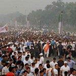 The peoples Prime Minister #RunForUnity #RashtriyaEktaDiwas http://t.co/hc7v8mFZwd