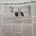 El gobierno de #PelayoAlcaldesa recibe todo el apoyo de GobiernoPP para atraer inversión y creación empleo a #Jerez http://t.co/S1AzIGWDnf