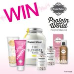 LAST DAY TO WIN! Follow us and @ProteinWorld and RT  to enter our amazing giveaway! http://t.co/tLVWsWfBXw