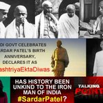 Tonight on #IndiaAt9 with @Palkisu Has history been unkind to #SardarPatel ? Tweet your views @IBNLive http://t.co/SgNygVNeBK