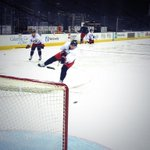 Skating this morning: Boooooooone #CBJ http://t.co/h5imEh0n2T