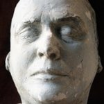 Happy Birthday John #Purdue! Did you know a death mask was made after his passing? Enjoy #Halloween Boilers! http://t.co/vD0iZrqs0r