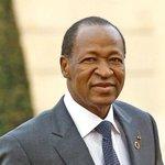 RT @Le_Figaro: ALERTE - Burkina Faso:Blaise Compaoré démissionne (armée) >> http://t.co/1ws93Bylgj http://t.co/AOkM428iKg #LaPatrieOuLaMort