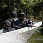 Confirma SEGOB fallecimiento de policía federal durante búsqueda de 43 normalistas en Cocula http://t.co/U5gtSYrUdy http://t.co/yXBSTJItkK