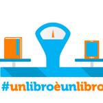 """""""@FeltrinelliZoom: Oggi unitevi a noi nel dire NO alla discriminazione degli #ebook #unlibroèunlibro http://t.co/fM0xuqFEK5"""" @SabatelliPino"""