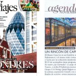 """Un bombón en el centro de #Salamanca""y""un rincón de capricho"" Así es Lis para la revista #DeViajes (noviembre) :-D . http://t.co/ObiA4SOj5E"