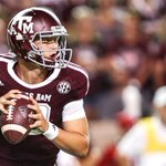 Texas A&M will start true freshman QB Kyle Allen over Kenny Hill this Saturday. (via media reports) http://t.co/lPCZSc4reL