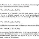 @fielanord bonjour frère! Reste à savoir si la constitution sera respecter après cette démission #BurkinaFaso http://t.co/BlEYMLRGZh