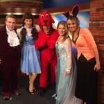 Fun Halloween morning thanks to Zeezos! http://t.co/h7WSMNETwS