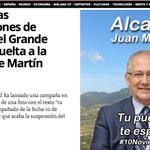 Ya se ve otra sensibilidad con la corrupción: juventudes del PP reclamando el regreso de un alcalde condenado... http://t.co/WdCd3kCoLS
