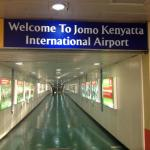 2 Chainz arriving at JKIA with his Halloween Custome. Its an Invisibility Cloak. http://t.co/gPtJE57uEE