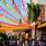 Tulu comedy movie Chaali Polilu was released today @ Jyothi Theatre, #Mangalore (Pics 1/2) http://t.co/2wRHEEWiWH