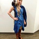 Happy Halloween from your girl, #Khaleesi! @GameOfThrones #HalloweenOnElvis http://t.co/SVxdgT87xk