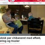 Uhørt intolerance. Hvordan kan det finde sted i Danmark? Jeg troede homo-forskrækkelse hørte fortiden til! #dkpol http://t.co/NydcITOiZ2