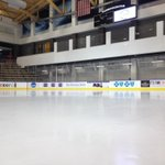 Nothing better than a clean sheet of ice in the morning. @HARBORCTR @WGRZ http://t.co/UE3kcx2HOa
