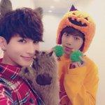 Chinese trans [@KiSSeop91] Happy Halloween(萬聖節快樂) 2 https://t.co/LFgGlJZGVj