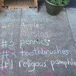 "Good luck on the pennies...""@KWRegion: Top 5 worse Halloween Treats!!! #Kitchener #wateroo http://t.co/NMU85lclNj"""