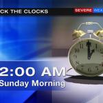 ***REMINDER*** Turn those clocks back Sunday at 2 a.m.! http://t.co/ffHI3wu27G http://t.co/rIeyn5BhuY