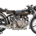 Photos: We'd sell a kidney for one of these vintage British bikes http://t.co/DvtdpriOt7 http://t.co/TzU4iQVlOl