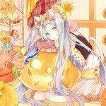 Ребенок, счастливого Хеллоуина с: @Hikotian http://t.co/ilNRshapE1