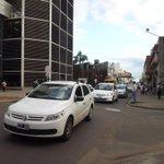 #Corrientes // San juan y 9 de julio con mucho tránsito a esta hora. http://t.co/Y6aMus0OFH