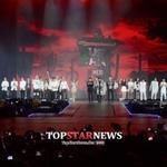 [TOPSTARNEWS] 141030 EXO-K at KBS Music Bank in Mexico (http://t.co/iVeRar8Ibr) http://t.co/113HUjnL8E