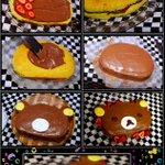 วิธีการทำเค้กช๊อคโกแลตริลักคุมะสตอวร์เบอร์รี่ น่ากินมากกกกก #อร่อยทำแดก #กูจะไม่ยอมเห็นรูปนี้คนเดียว http://t.co/9EyKHjwXld