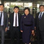 Монгол-Индонезийн Парламентын бvлгийн Дарга, УИХ-ын гишvvн О.Баасанхvv БНИУ-ын нийслэл Жакартад энэ едер ажиллаж бна. http://t.co/pNAa2yShbl