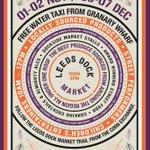 Serious #Leeds #Streetfood this weekend at #LeedsDockMarket & #livemusic 10am - 4pm Sat&Sun #Watertaxi #Gifts http://t.co/KwcGxFfwIT