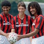 Happy 50th birthday to Marco van Basten, 2-time European champion with @acmilan. Is he the Rossoners best-ever CF? http://t.co/upEnsLeB2j