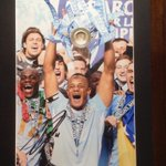 If City win Sunday we will give away this Kompany signed & mounted photo To enter RTweet & follow #mcfc #CTWD http://t.co/wA1dxWe6T9