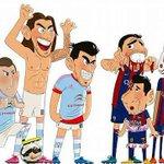 """""""@PabloAlonsoo: Un Celta valiente para el Camp Nou. (@Pabl0Rosendo) http://t.co/DaVP0plROp"""""""