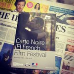 Pick a copy of @IrishTimes today for your FREE #IFIFrench Film Festival Programme! http://t.co/8OhSEhlBp5