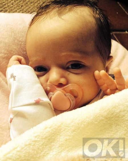 'Morning!' – X Factor baby adds sweet factor to Halloween – all together now 'n'awww':