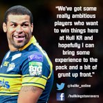 Great to have Ryan Bailey on board. Watch his first interview as a Hull KR player here... http://t.co/iHP5ZgXMtM http://t.co/N1gsQLQ1rY