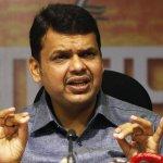 #BreakingNews   Devendra Fadnavis takes oath as first BJP chief minister of #Maharashtra http://t.co/mff9upjwW3 http://t.co/AckwMrBMrF