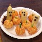 A Monster Mash of fruit for breakfast club! @KidsEatSmartNL #nlndp http://t.co/1BPn4OiIZj