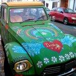 En Ibiza todavía hay hippies. There are still hippies in #Ibiza @dosdeviatge http://t.co/t5sWp7rUSV