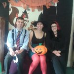 Spooky rhymetime at @leedslibraries #Headingley library #Leeds. @MHStoppard @magpiemoonshine http://t.co/PAsf83eZay