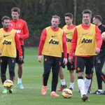 Check out our training gallery as the #mufc players prepared for Sundays Manchester derby: http://t.co/srsL7cvcWa http://t.co/PizyMXCNGf