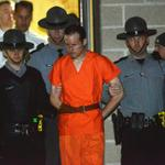 Captured trooper shooting suspect Frein to appear in court this morning in Pike County, Pa. http://t.co/fXeUxp4lqd http://t.co/0wiH02gIOk