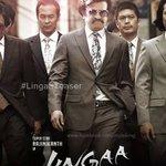 #Lingaa Awesome Poster @LingaaOfficial @RajiniFC @LingaaFC @LingaaTheMovie @superstarrajini @sonakshisinha http://t.co/4w81xnozBL