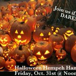 Join us for a LIVE Halloween #Hempeh Chat at Noon EST today friends! Right here: http://t.co/TG6BN9YyMK #avlent http://t.co/o0Ny073HUD