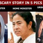 The horror! RT @TheUnRealTimes We have many #ScaryStoriesIn5Words. Heres a #ScaryStoryin5Pics (via @ajayendar) https://t.co/rFL9ygfJ43