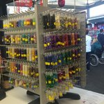 Bead and sequin stand has arrived @LynnesSewingBox @WatfordMarket http://t.co/D2xPqpq2Ad