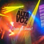 "Estamos a 24 horas exactas de inaugurar #AltavozFest2014, ""la música es vida."" @Culturamde @AlcaldiadeMed http://t.co/KqNVG9dB6F"