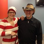 Wheres Waldo meets Dallas Buyers Club. Send us your photos to win a fab prize pack this morning! #CBCHalloween http://t.co/Ym71FM6xlU